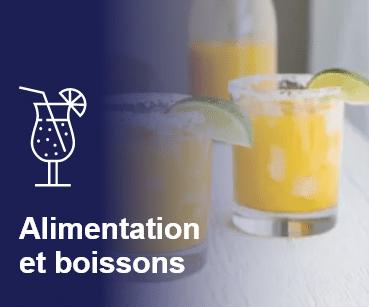 Accueil Industrie Application Alimentation et Boissons e1620119392845