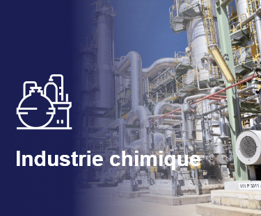 Accueil Industrie Application Industrie Chimique