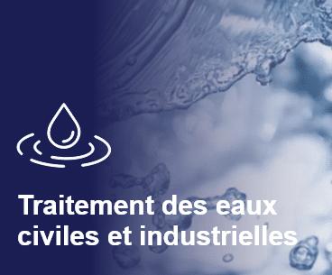 Accueil Industrie Application Traitement des eaux e1620119438269
