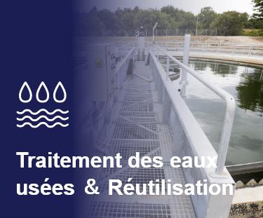 Accueil Industrie Application Traitement des eaux us'es